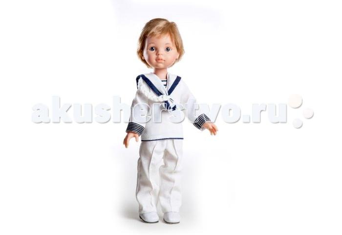 Куклы и одежда для кукол Paola Reina Кукла Луис 32 см paola reina кукла вики 47 см paola reina