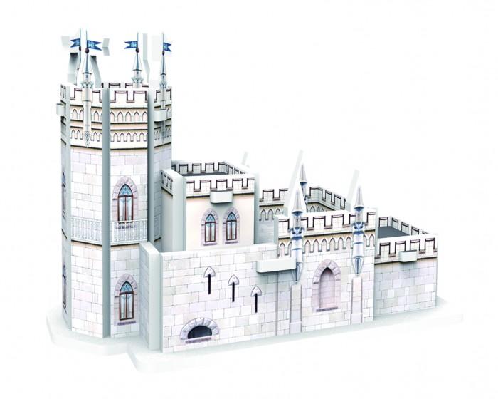 Пазлы IQ 3D пазл Ласточкино гнездо пазлы iq 3d пазл пизанская башня