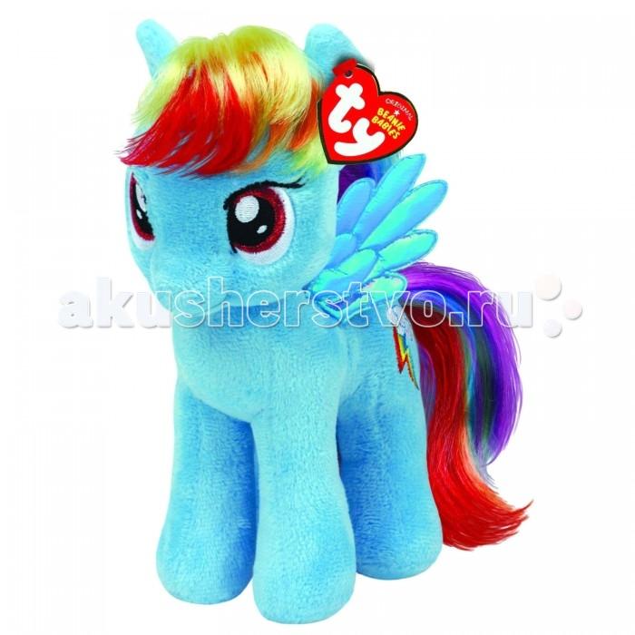 Мягкая игрушка My Little Pony Rainbow Dash 20 см