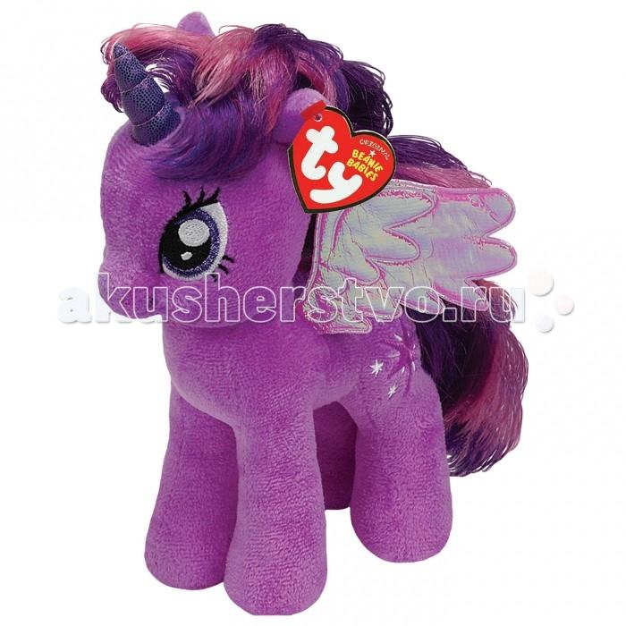 Мягкие игрушки Май Литл Пони (My Little Pony) Twilight Sparkle 20 см заклятие эльфов нижняя дорога