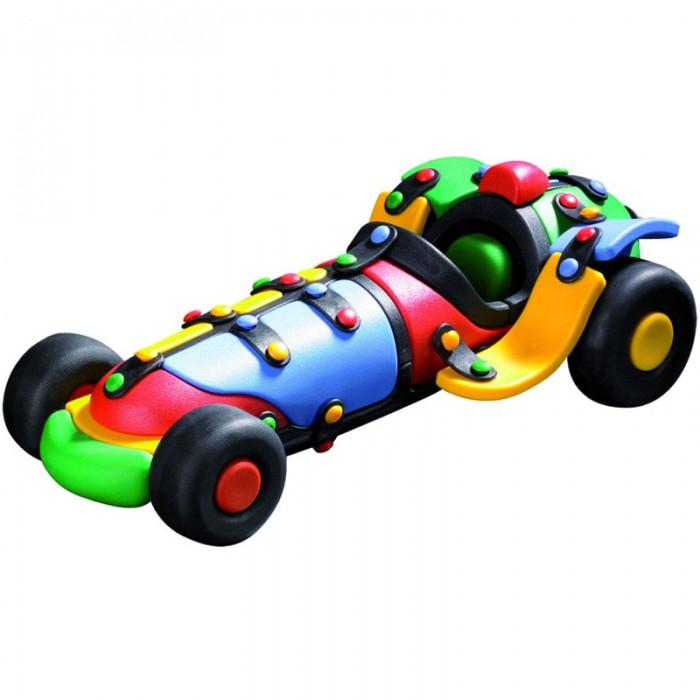 Конструкторы Mic-o-mic Конструктор Машина гоночная mic o mic конструктор автомобиль гоночный малый