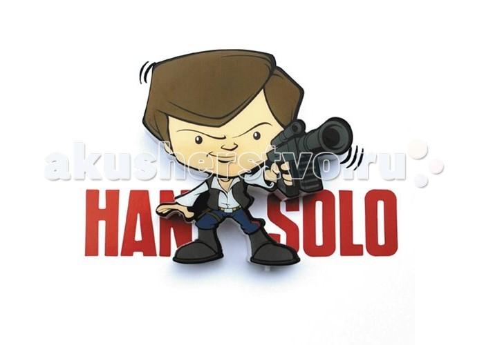 Светильник 3DlightFX Пробивной мини 3D StarWars (Звёздные Войны) Han Solo (Хан Соло)Пробивной мини 3D StarWars (Звёздные Войны) Han Solo (Хан Соло)Пробивной мини 3D светильник StarWars (Звёздные Войны) Han Solo (Хан Соло) . Безопасный: без проводов, работает от батареек (2хААА, не входят в комплект); Не нагревается: всегда можно дотронуться до изделия; Реалистичный:3D наклейка в комплекте; Фантастический: выглядит превосходно в любое время суток; Удобный: простая установка (автоматическое выключение через полчаса непрерывной работы). Товар предназначен для детей старше 3 лет. ВНИМАНИЕ! Содержит мелкие детали, использовать под непосредственным наблюдением взрослых.   Особенности:   Размеры: 16.9 х 16 х 4.1 см Вес: 0,187 кг<br>