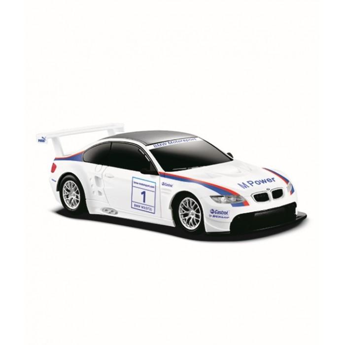 Машины Rastar Модель на радиоуправлении BMW M3 1:24 rastar 1 24 porsche 918 spyder серебро 71400