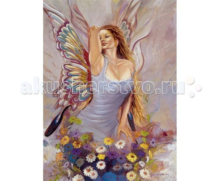 Пазлы Heidi Пазл Ангел 1000 деталей пазлы magic pazle объемный 3d пазл эйфелева башня 78x38x35 см