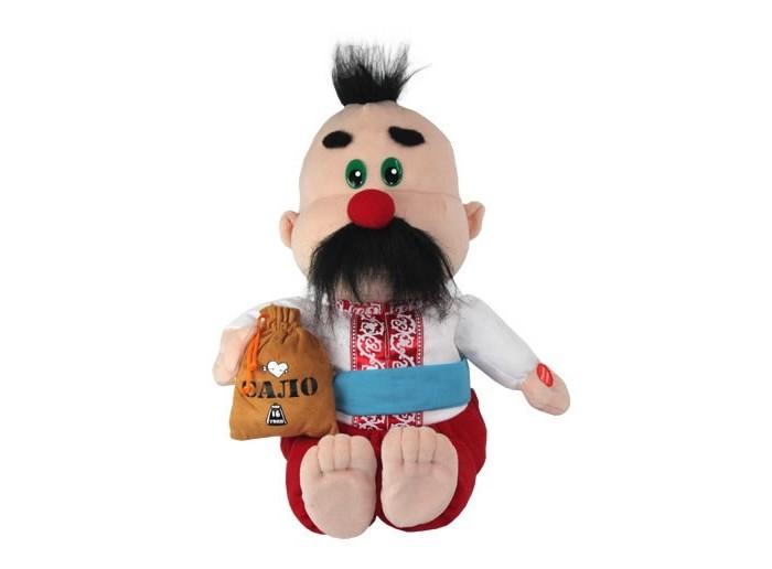 Мягкие игрушки Ваш подарок Поющий Дядька Охрим украинский национальный костюм для девочки киев