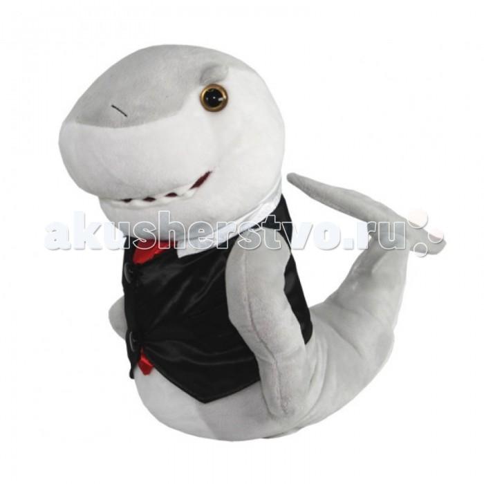 Мягкая игрушка Ваш подарок Поющая Акула Фигаро