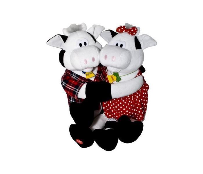 Мягкие игрушки Ваш подарок Поющий Веселый Дуэт