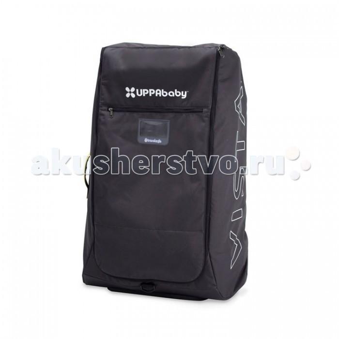 сумка переноска для животных zoo m classic нейлон раскладная 35х25х22см Аксессуары для колясок UPPAbaby Сумка-переноска для коляски Vista 2014