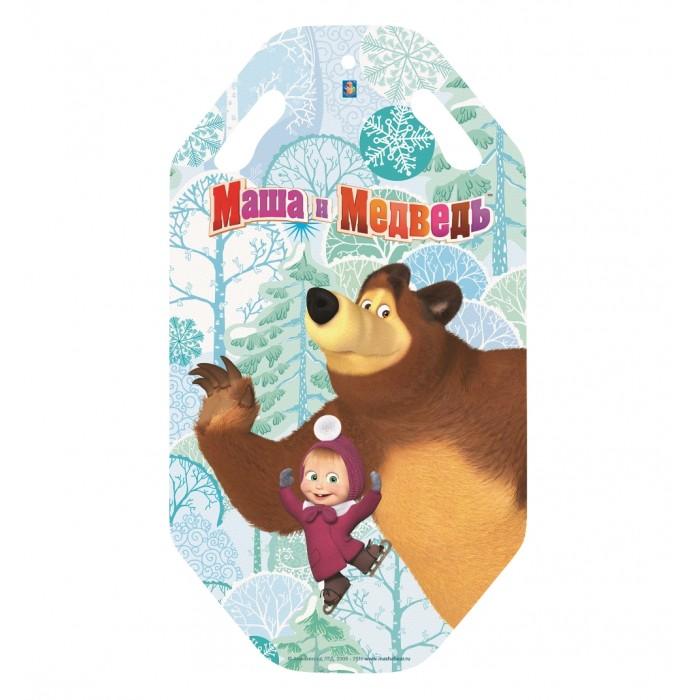Купить Ледянка 1 Toy Маша и Медведь 92 см в интернет магазине. Цены, фото, описания, характеристики, отзывы, обзоры