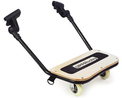 Купить Аксессуары для колясок, UPPAbaby Подставка-скейт PiggyBack для коляски Vista