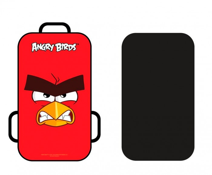 Зимние товары , Ледянки 1 Toy Angry Birds 72х41 см арт: 239767 -  Ледянки