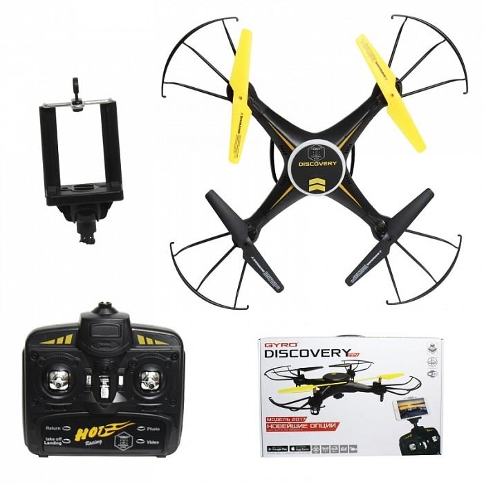 1 Toy Квадрокоптер Gyro-Discovery FPV