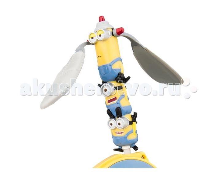 Игровые наборы I-Star Minions Летающий герой мини в наборе с запускающим устройством, Игровые наборы - артикул:240328