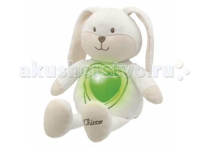 Мягкая игрушка Chicco Зайчонок Sweetheart