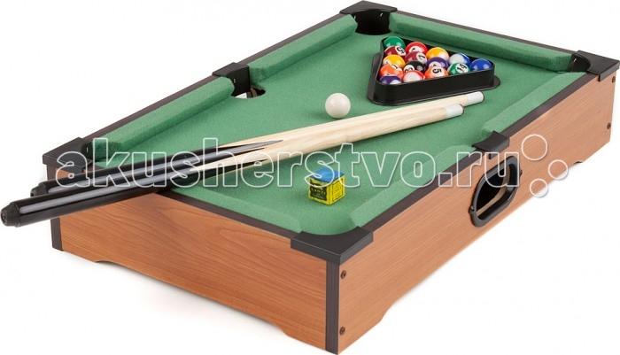 Настольные игры Partida Настольный Бильярд Детский 52 partida дорожка 2 5м к любому набору для гольфа partida