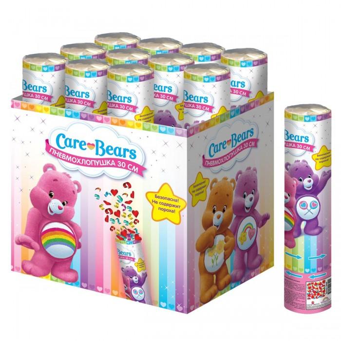 Товары для праздника Care Bears Хлопушка 30 см механическая хлопушка 11 4 4 см