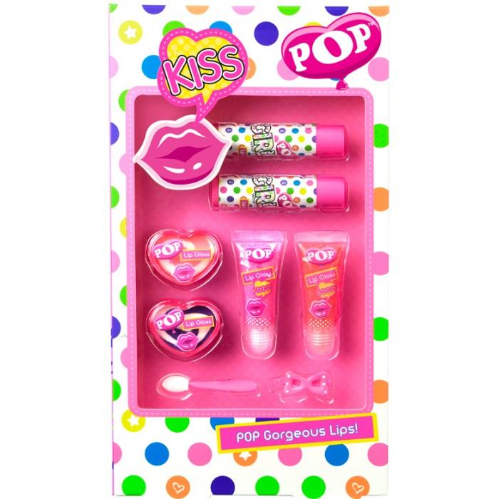 Детская косметика Markwins Набор детской декоративной косметики для губ markwins набор детской косметики pop girls