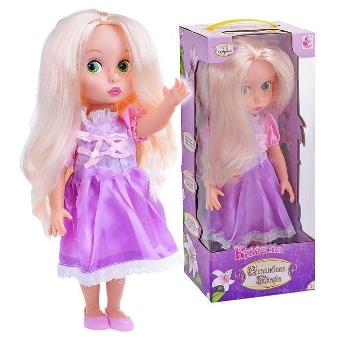 Куклы и одежда для кукол 1 Toy Кукла Волшебная сказка Красотка Т58294 40 см 42mm parnis withe dial date sapphire glass miyota automatic mens watch p666b