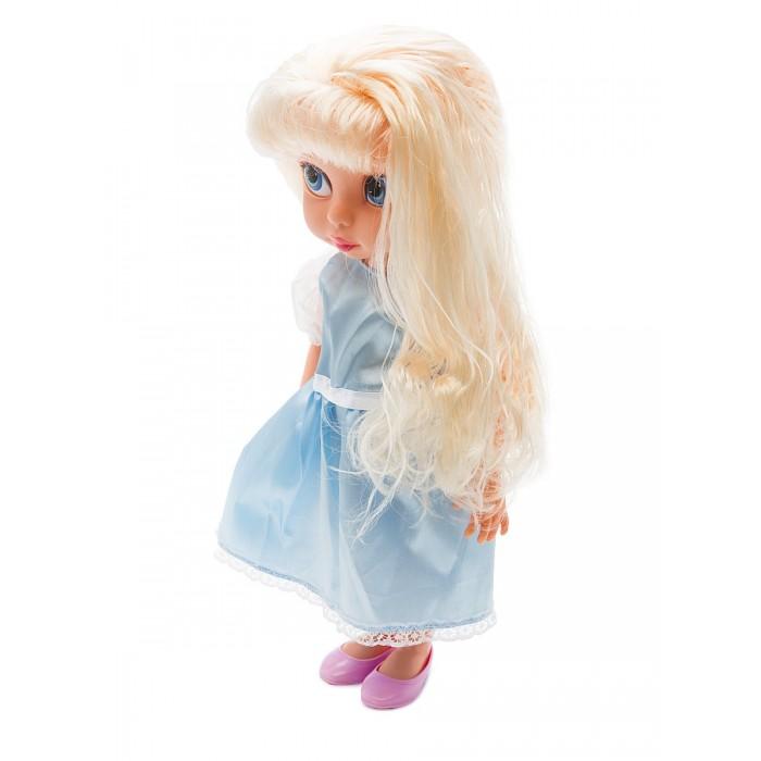 Куклы и одежда для кукол 1 Toy Кукла Волшебная сказка Красотка Т58296 40 см 1 toy кукольный домик красотка колокольчик с мебелью 29 деталей