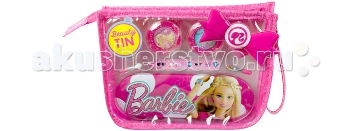 Markwins Набор детской декоративной косметики в сумочке Barbie