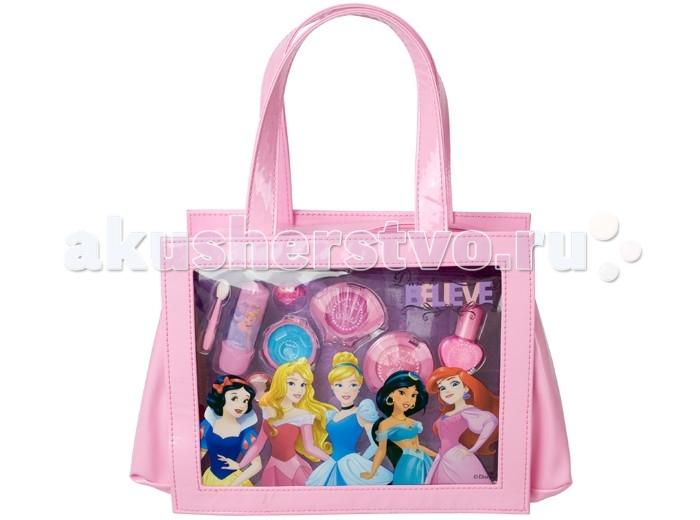 Markwins Набор детской декоративной косметики Princess в сумочке
