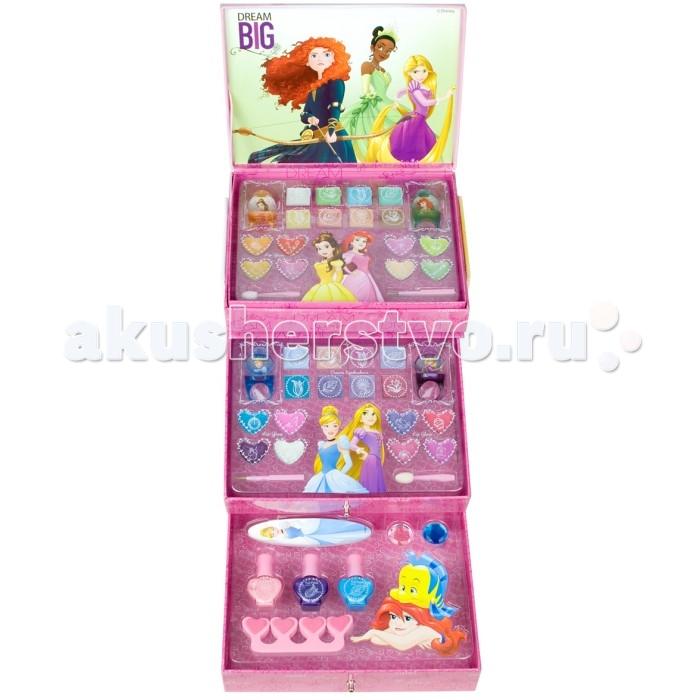 bbab0ef89443 Набор детской декоративной косметики Princess в комоде Markwins ...