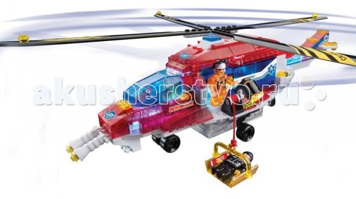 Конструктор Lite Brix Служба спасения Вертолет Арт.35822 (166 деталей)Служба спасения Вертолет Арт.35822 (166 деталей)Конструктор Lite Brix Служба спасения Вертолет Арт.35822 (166 деталей) это первый конструктор со светодиодной подсветкой. Наборы LiteBrix вдохновляют к творческому конструированию расширяют познавательный интерес, стимулируют к общению с друзьями и развивают пространственное мышление.   Специальные прозрачные элементы различных форм и цветов создают законченный и реалистичный вид. А входящие в наборы входят мини -фигурки персонажей, аксессуары и наклейки, придают им еще большую игровую ценность.   В конструкторе используется только экологически чистое первичное сырье.<br>