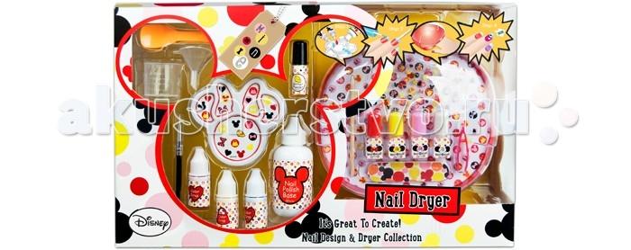Гигиена и здоровье , Детская косметика Markwins Большой набор детской декоративной косметики Minnie для ногтей арт: 241276 -  Детская косметика