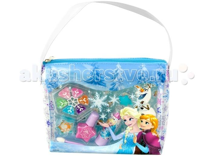 Markwins Набор детской декоративной косметики в сумочке Frozen