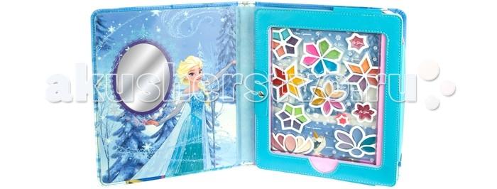 Markwins Набор детской декоративной косметики Frozen в чехле для планшета