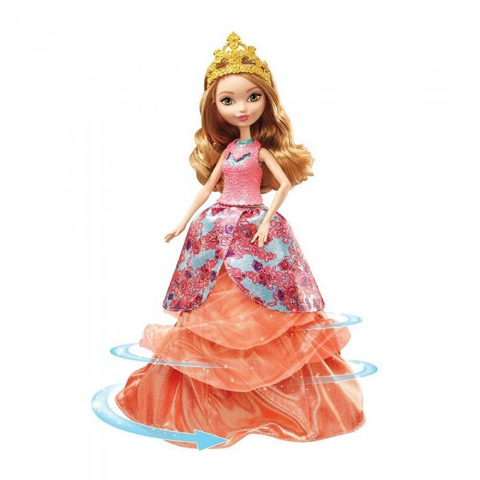Куклы и одежда для кукол Монстер Хай (Monster High) Ever After High Кукла Эшлин Элла в трансформирующемся платье 2-в-1 mattel ever after high кукла эшли элла в трансформирующемся платье