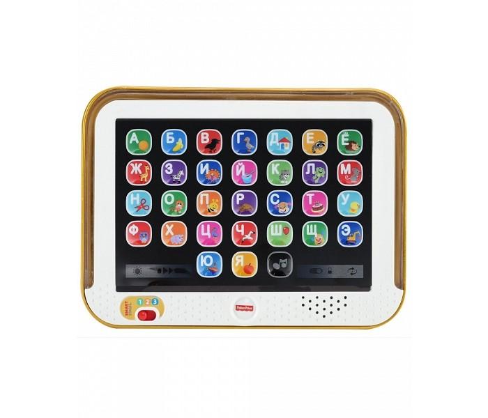 Электронные игрушки Fisher Price Планшет обучающий Смейся и учись с технологией Smart Stages планшет