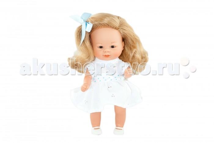 Dnenes/Carmen Gonzalez Кукла Бебетин в белоснежном летнем платье 21 см