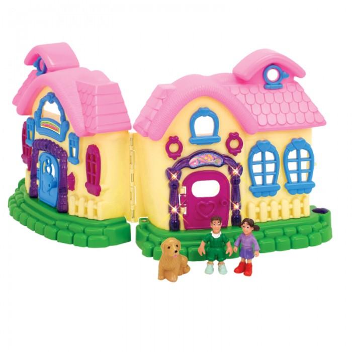 1 Toy Домик для кукол с мебелью Мой маленький мир