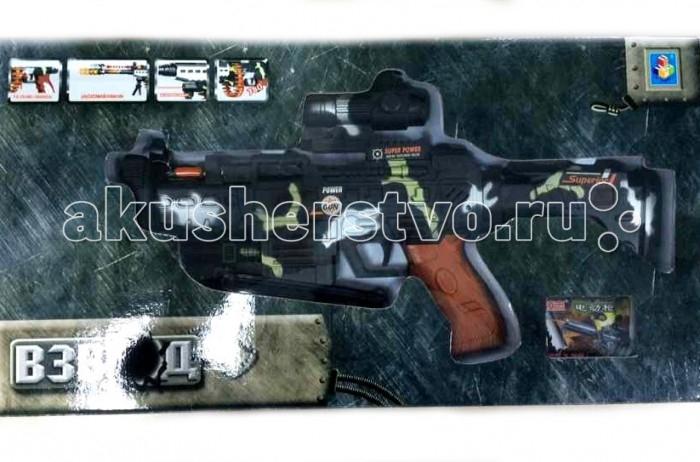 Игрушечное оружие 1 Toy Игрушечный автомат Взвод сайга 12 4 1 приклад по типу свд фанера ствол 580 мм купить