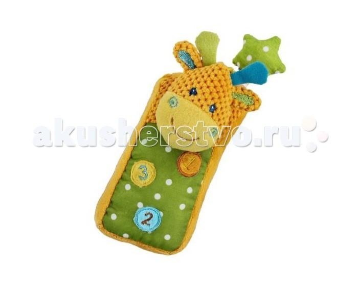 Развивающие игрушки Жирафики Телефон Жирафик жирафики юла птички жирафики