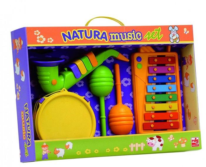 Музыкальные игрушки Reig Набор музыкальных инструментов Натура натура биссе