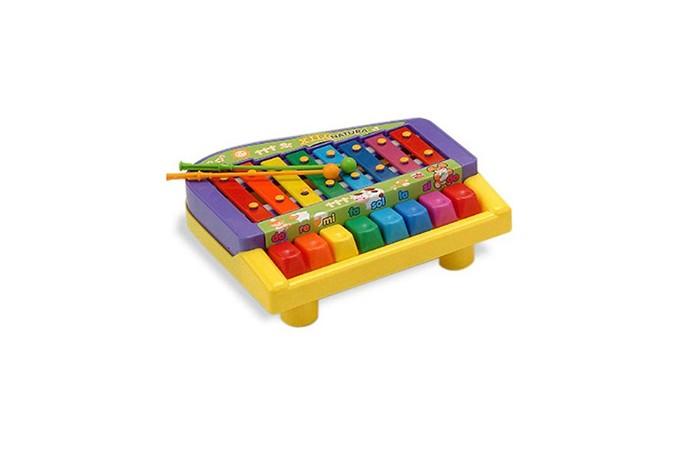 Музыкальные игрушки Reig Ксилофон-пианино Натура банкетку для пианино в новокузнецке