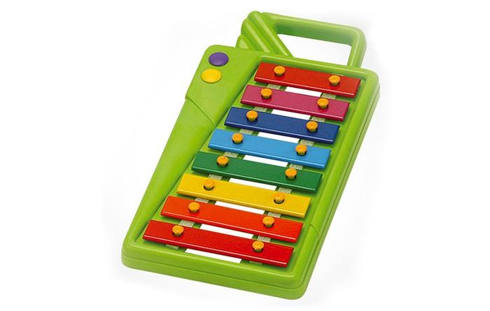 Музыкальные игрушки Reig Ксилофон Натура натура биссе