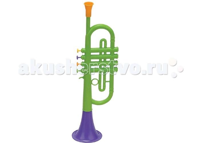 Музыкальные игрушки Reig Труба Натура музыкальные игрушки