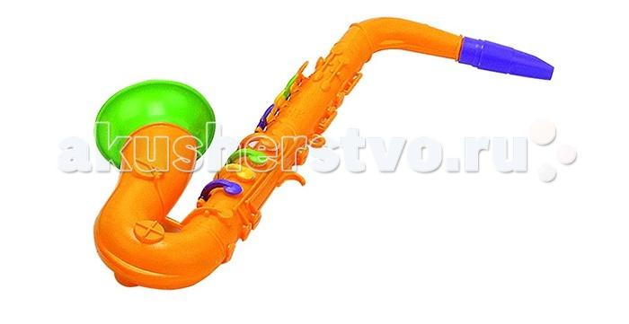 Музыкальные игрушки Reig Саксофон Натура 8 клавиш