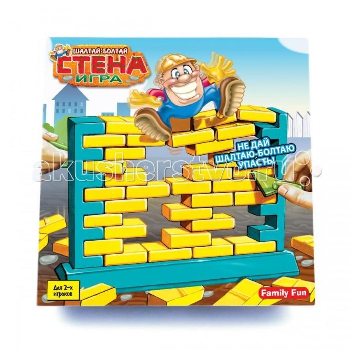 Настольные игры Family Fun Настольная игра Шалтай-Болтай игра настольная family fun курочка ряба