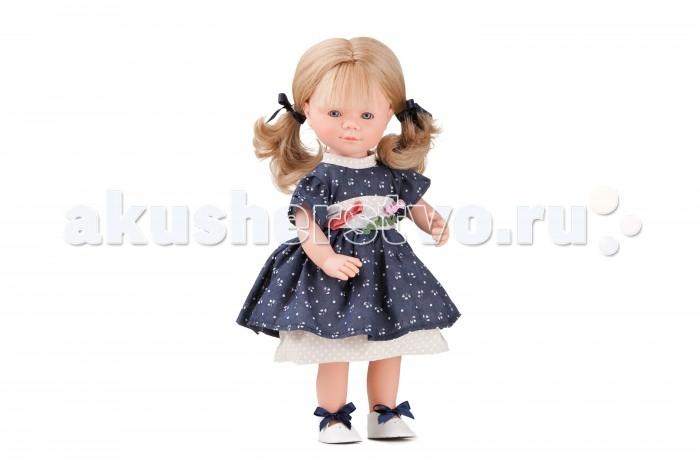 Куклы и одежда для кукол Dnenes/Carmen Gonzalez Кукла Мариэтта в нарядном платье с подъюбником 34 см