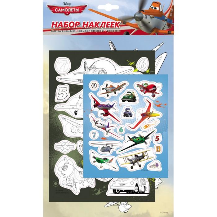 Детские наклейки Disney Набор наклеек 21132 детские наклейки disney самолеты коллекция наклеек