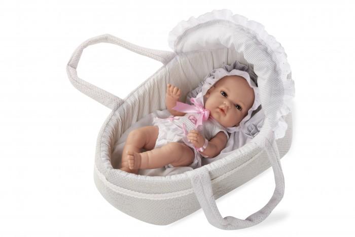 Купить Куклы и одежда для кукол, Arias Кукла-пупс Elegance в переноске 33 см