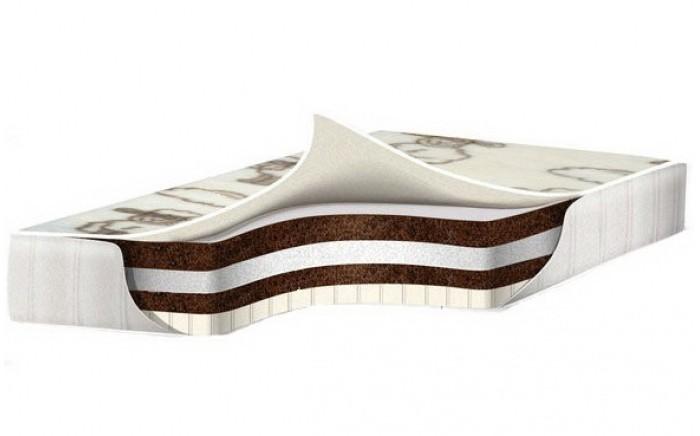 Купить со скидкой Матрас Babysleep премиум класса Solare Cotton 120х60