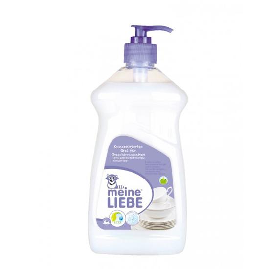 Детские моющие средства Meine Liebe Гель для мытья посуды концентрат 485 мл средство для мытья полов meine liebe жидкое универсальное 1000 мл