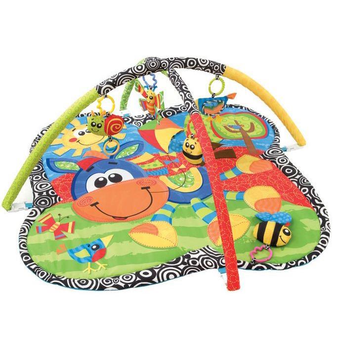 Развивающий коврик Playgro Ослик 0182618