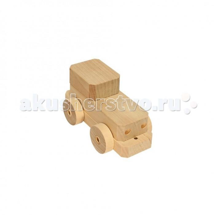 Каталки-игрушки Теремок Конструктор Автомобиль автомобиль автомобиль иж 2717 в воронеже