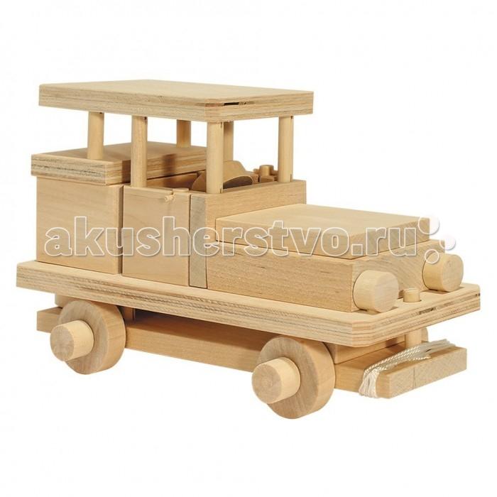Каталки-игрушки Теремок Конструктор Автомобиль Модель 2 автомобиль автомобиль иж 2717 в воронеже